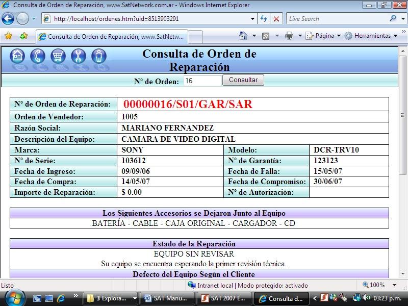 formato orden de trabajo excel - Afron.elcuervoazul.com